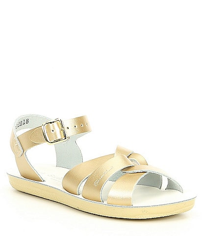 Girls' Sun-San Sandal by Hoy Swimmer Leather Sandal