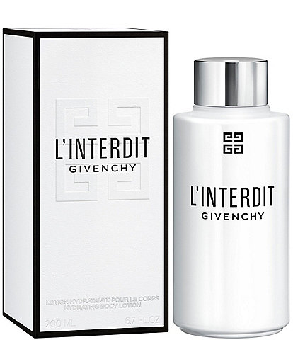 Givenchy L'Interdit Hydrating Body Lotion