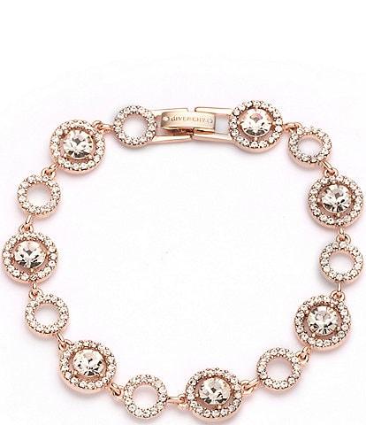 Givenchy Silk Pave Flex Bracelet