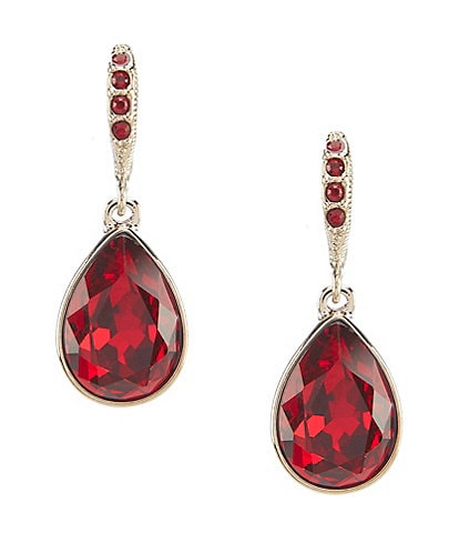 Givenchy Small Pear Drop Earrings
