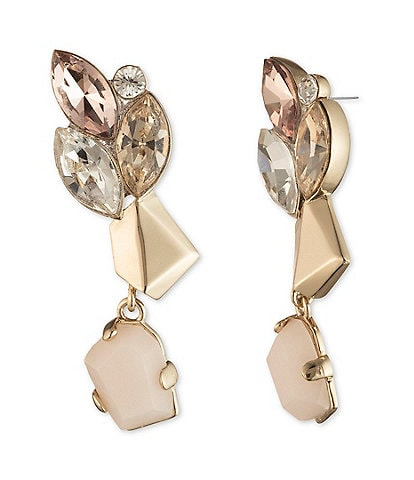 Givenchy Stone Drop Earrings