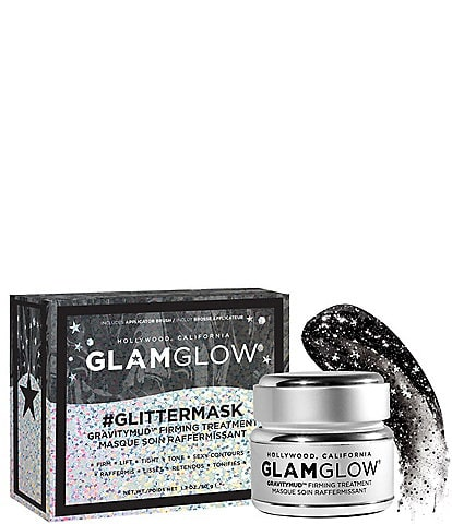 GlamGlow #GLITTERMASK GRAVITYMUD™ Firming Face Mask Treatment