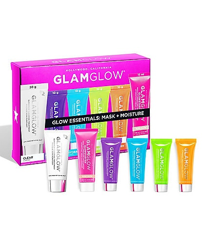GlamGlow Glow Essentials Mask+Moisture Set