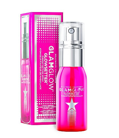 GlamGlow GLOWSETTER Makeup Setting Travel Spray
