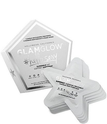 GlamGlow #HELLOSEXY SUPERMUD® Treatment Mask Travel Set