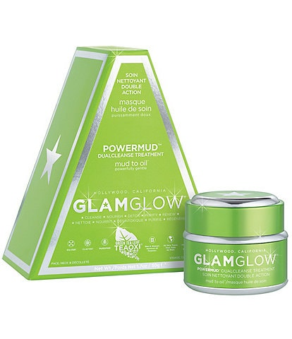 GlamGlow POWERMUD Dualcleanse Face Mask Treatment