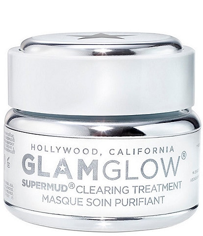 GlamGlow SUPERMUD® Face Mask Clearing Treatment