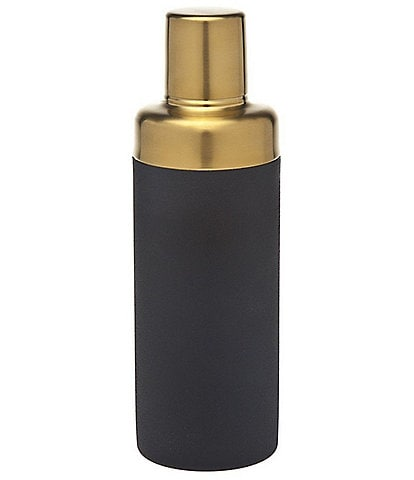 Godinger Encalmo Black & Gold Cocktail Shaker