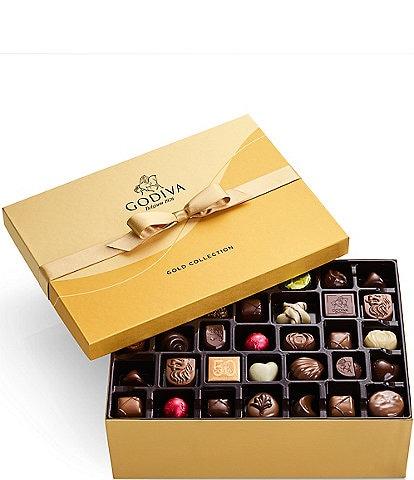 Godiva Chocolatier 105-Piece Gold Gift Box