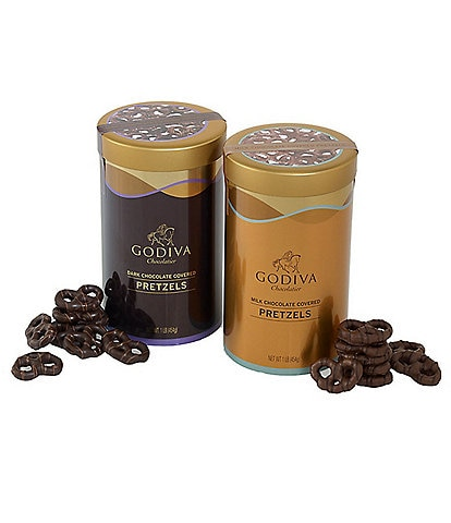 Godiva Chocolatier Chocolate-Covered Pretzel Variety Pack