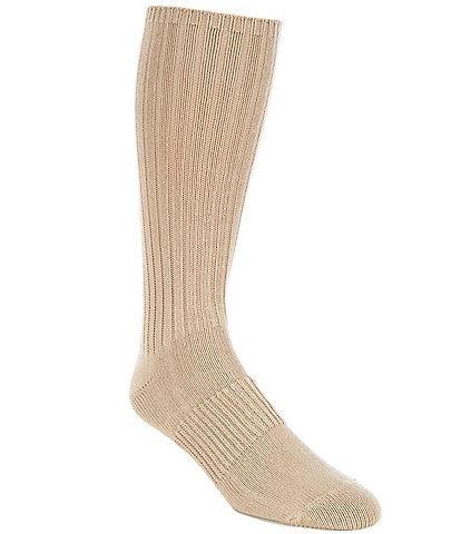 Gold Label Roundtree & Yorke Big & Tall Casual Crew Socks 3-Pack