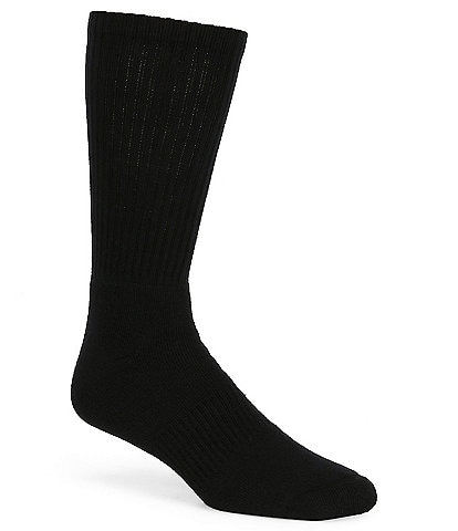 Gold Label Roundtree   Yorke Crew Athletic Socks 6-Pack dfd4139fce399