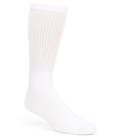 Gold Label Roundtree & Yorke Crew Athletic Socks 6-Pack