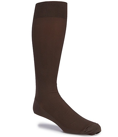 Gold Label Roundtree & Yorke Rib Over-the-Calf Socks 3-Pack