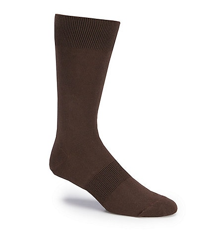 Gold Label Roundtree & Yorke Solid Crew Socks 3-Pack