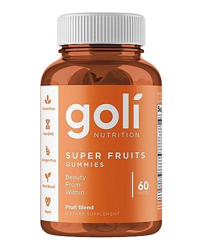 Goli Super Fruits Gummies