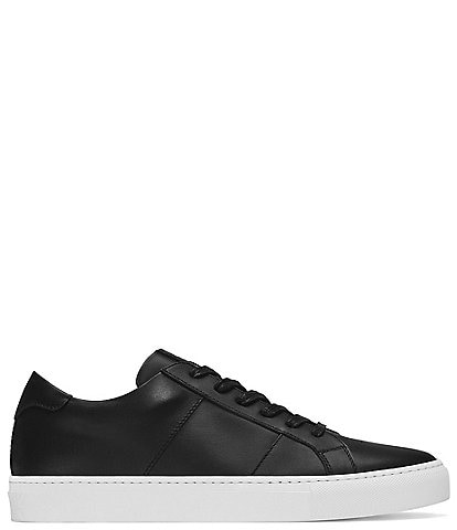 GREATS Women's Royale Leather Lace-Up Sneakers