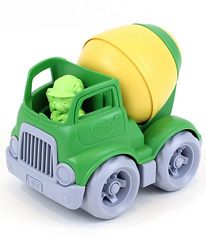 Green Toys Mixer - Construction Truck