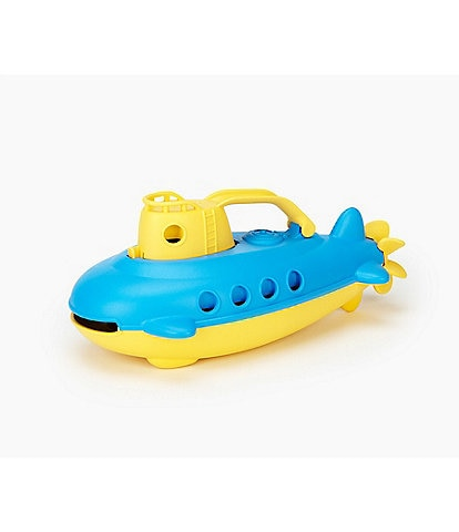 Green Toys Submarine Water Toy