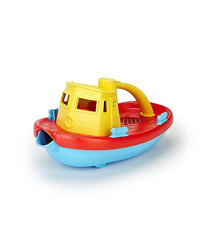 Green Toys Tugboat Bath Water Toy
