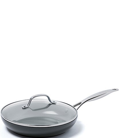 GreenPan Valencia Pro Magneto Ceramic Non-Stick Covered Fry Pan