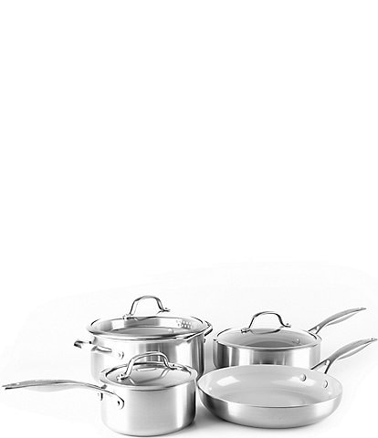 GreenPan Venice Pro Ceramic Non-Stick 7-Piece Cookware Set