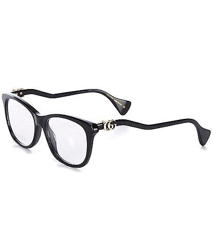Gucci Gg1012o 54mm Rectangle Optic Reader Glasses