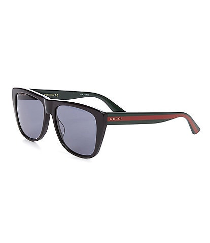 Gucci Men's Gg0926s Square 57mm Sunglasses