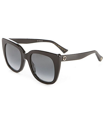 Gucci Rounded Edge Sunglasses