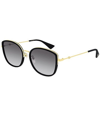 Gucci Rounded Sunglasses