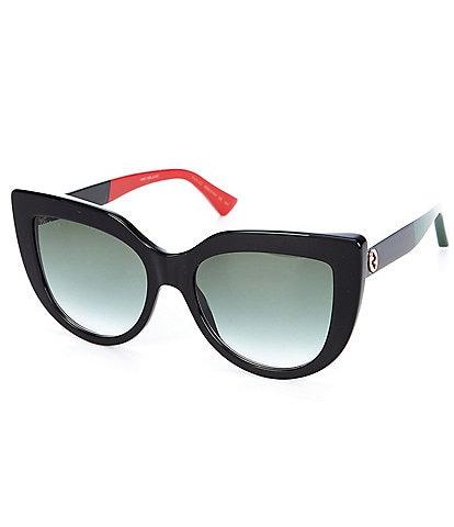 Gucci Women's Cat Eye 53mm Sunglasses