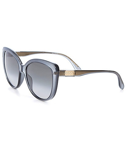Gucci Women's Cat Eye 57mm Sunglasses