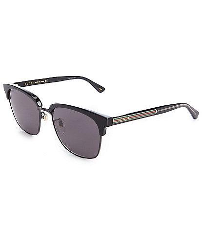 Gucci Women's Clubmaster 56mm Sunglasses