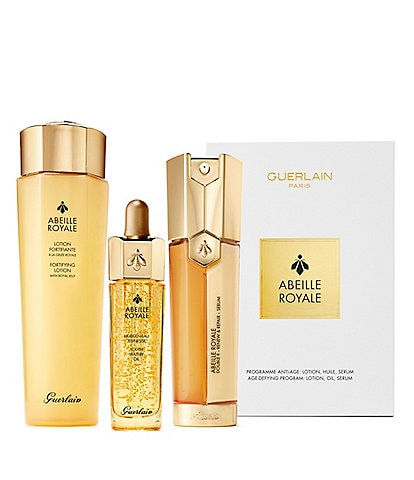 Guerlain Abeille Royale Anti-Aging Bestsellers Set Limited Edition $340 Value