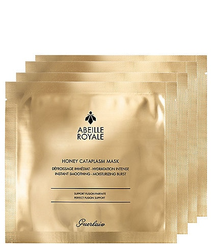 Guerlain Abeille Royale Honey Cataplasm Mask 4-pack
