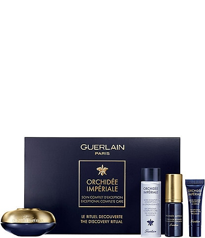 Guerlain Orchidee Imperiale Anti-Aging Skincare Discovery Value Set