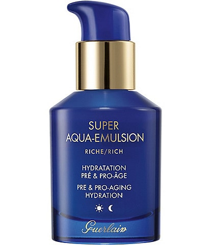 Guerlain Super Aqua Rich Hydrating Emulsion Moisturizer