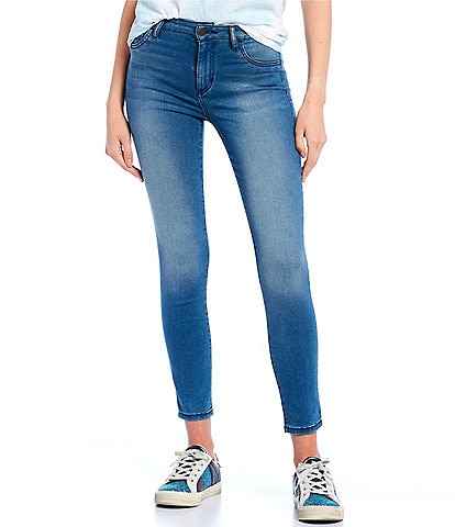 Guess 1981 High Rise Ankle Jean