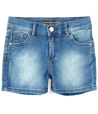 Guess Big Girls 7-16 Core Denim Shorts