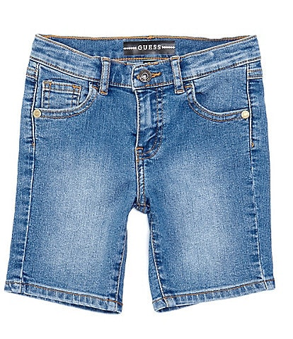 Guess Little Boys 2T-7 Core Denim Shorts
