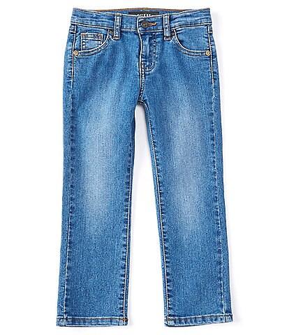 Guess Little Boys 2T-7 Core Stretch Denim Jeans