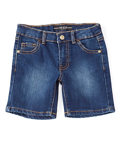 Guess Little Boys 2T-7 Denim Bermuda Shorts