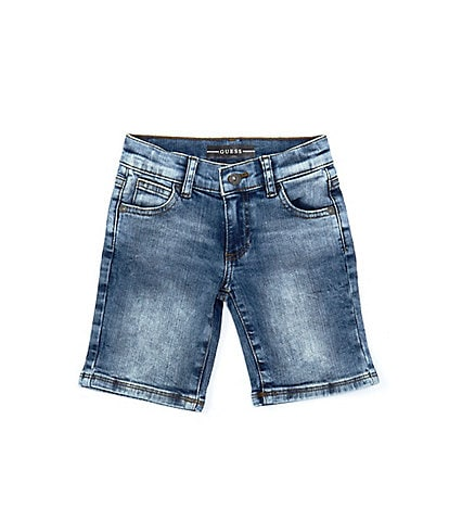 Guess Little Boys 2T-7 Denim Shorts