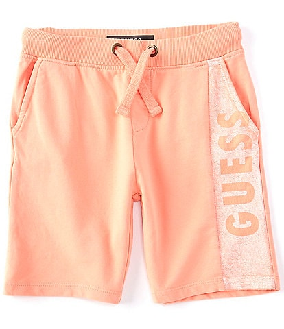 Guess Little Boys 2T-7 French Terry Active Shorts