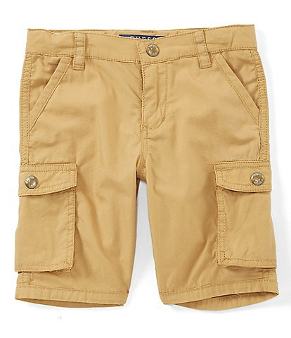 Guess Little Boys 2T-7 Solid Cargo Shorts