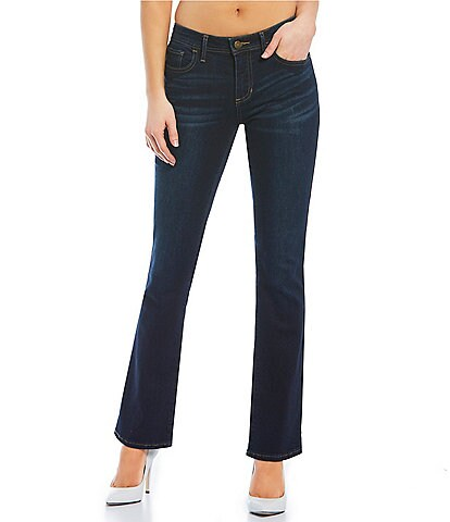 Guess Mid Rise Bootcut Jeans