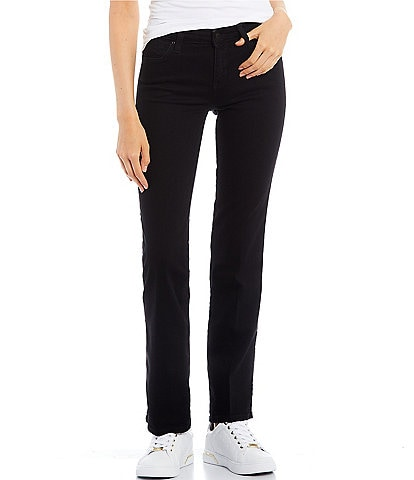 Guess Mid-Rise Straight Jeans