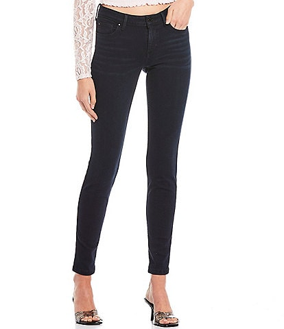 Guess Power Mid Rise Skinny Jeans