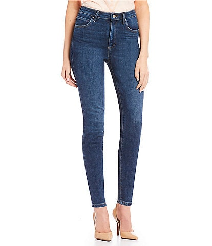 Guess Retro Super High Rise Skinny Jeans