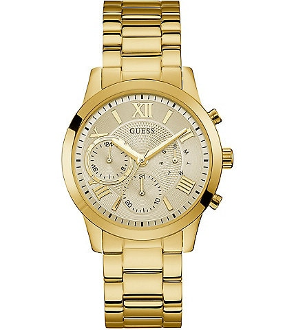 Guess Solar Multifunction Bracelet Watch